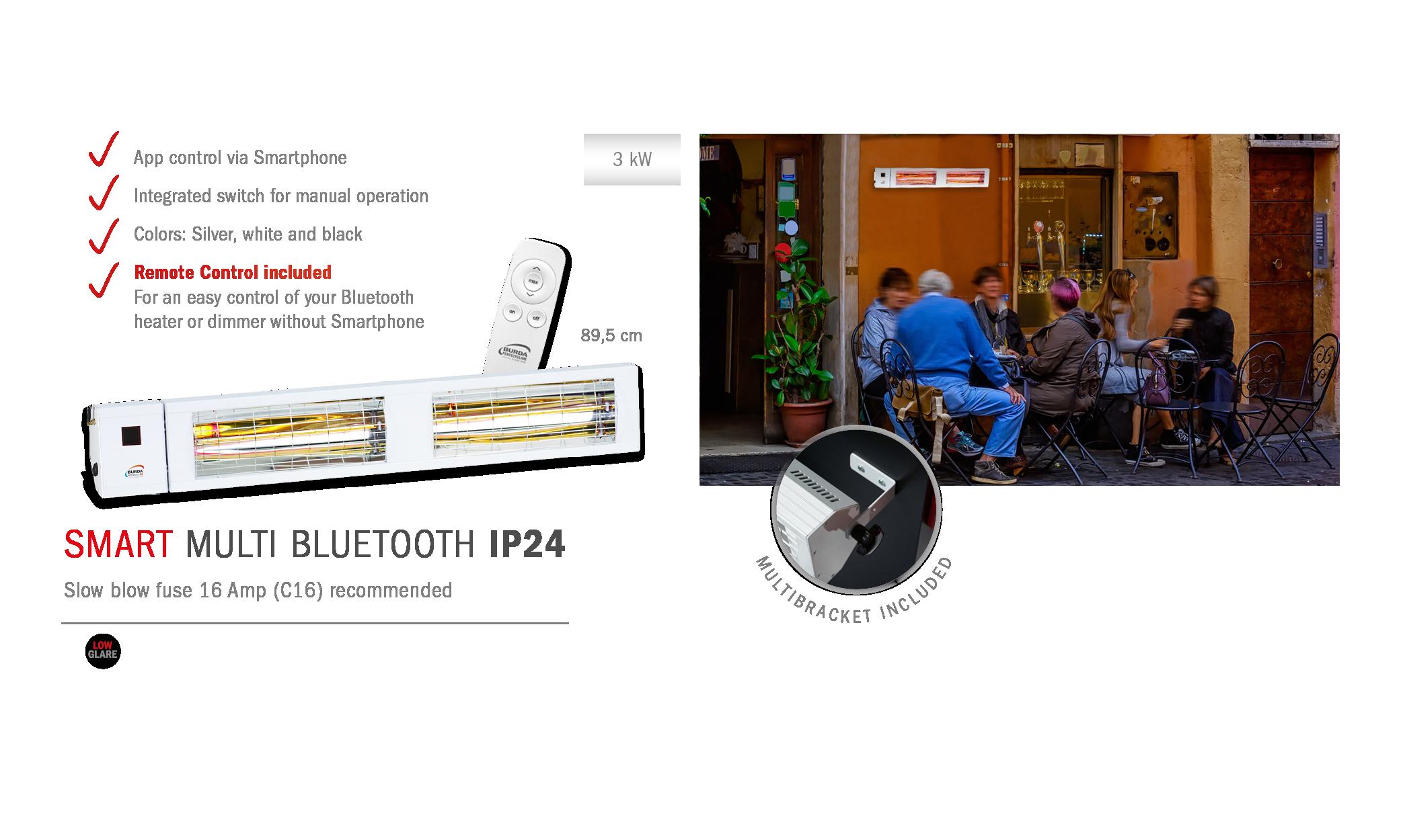SMART MULTI Bluetooth IP24