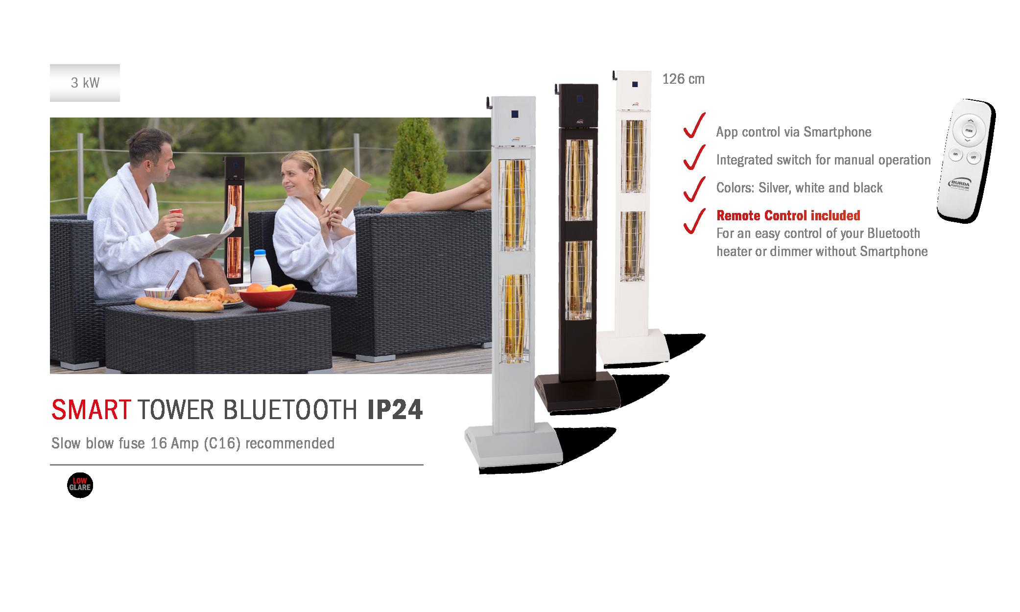 SMART Tower Bluetooth IP24
